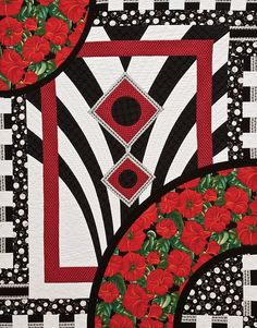 Xuberance from Art Deco Quilts