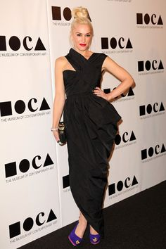 Gwen Stefani, Nicole Richie dazzle at MOCA Gala