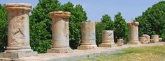 #Tour To #Iran | City and Site | #travel agency in Iran | Temple of Anahita, #Kangavar | Tour To Iran