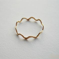 Polygon Ring 14K Gold Filled