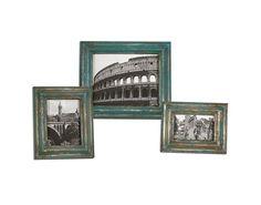 Marlais Bronze Photo Frames S/3