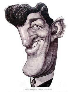 Dean Martin by Ernesto Priego