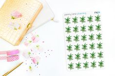 FN24 // Water Plants Reminder Planner Stickers // Erin Condren Life Planner Plum Paper Planner Kikki K Filofax Happy Planner Inkwell Press planner stickers erin condren life planner reminder stickers functional stickers eclp stickers penny lane planning decoration stickers life planner sticker water plants sticker houseplants stickers house plant planner