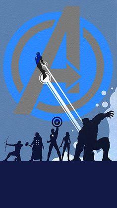 Avengers HD Mobile Phone Wallpaper... http://spliffmobile.com/