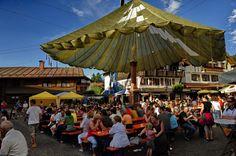 Beim Marktfest Ende Juni erlebst Du kulinarische Genüsse und Live-Acts der besonderen Art. Feier mit uns in Oberstaufen.