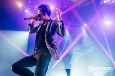 Panic! At The Disco, London Brixton Academy, January 13 // Photo credit: Justine Trickett