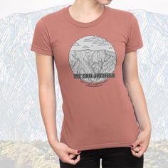 Ladies' Mt San Jacinto T-Shirt