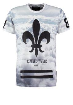Criminal Damage T-Shirt print - multi - Zalando.de