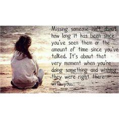 Missing Him