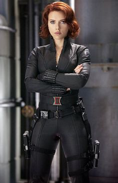 How Scarlett Johansson Got in Superhero Shape For The Avengers - www.fitsugar.com