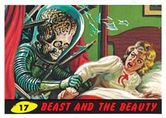 Mars Attack #17: Beast And The Beauty: http://www.Walls360.com/MarsAttacks