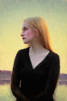 Artist of the day, August Jeremy Lipking, American realist painter John Singer Sargent, Grand Art, Oil Portrait, Portrait Paintings, Art Paintings, California Art, Paul Cezanne, Art Academy, Art Moderne