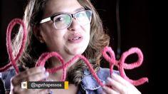 À convite da Círculo, a artesã Agatha Pessoa ensina a confeccionar tricotin com agulha de crochê e Barroco Maxcolor Brilho Ouro. Aproveite o dia dos namorado...