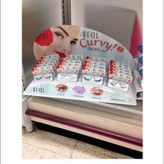 Ardell Curvy Shelf Display