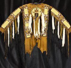 Southern Cheyenne Ceremonial War shirt