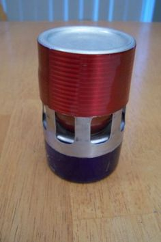 Aluminum Bottle Alcohol Stove There are plenty of aluminum can stove designs out there. This one is different in that it is not made from aluminum cans but rather from aluminum bottles (aluminum beer bottles to be specific) After building a few stoves myself I wanted to design one to address a few shortcomings of other can stoves