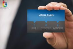 Marketing-&-advertising-Business-Card-Design-.PSD-download Free Business Cards, Modern Business Cards, Card Tags, Marketing And Advertising, Logo Templates, Business Card Design, Improve Yourself, How To Make Money, Graphic Design