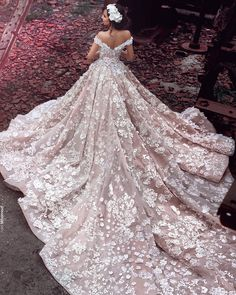 "Sadek Majed Couture on Instagram: ""Looking Like A real life Fairy Tale Bride In A #SadekMajedCouture Gown Photographer @saidmhamadphotography Makeup & hair @amadeussabra Model @majdkazoun"""