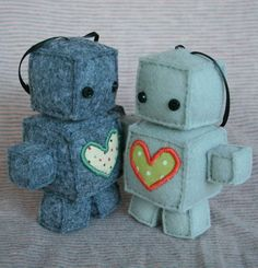 Best Friend Swapping Robots