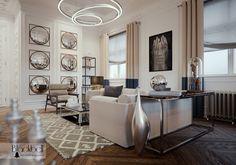 Pearl interior design. on Behance