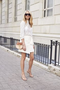 nice Top Summer Fashion for Wednesday #fashion #ootd