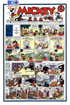 Mickey Revista Infantil Ilustrada 7: Vida e Aventuras do Elefante Juca (1936)   Titulo: Mickey Revista Infantil Ilustrada 7: Vida e Aventuras do Elefante Juca (1936) Formato(s): CBR Idioma(s): PT-PT Scans: BD Restauro: BD Num. Paginas: 8 Resolucao (media): 2016 x 2657 Tamanho: 18.74MBDownloadAgradecimentos: Obrigado ao/a BD pelo trabalho de digitalizacao e tambem ao/a BD pelo restauro!  Gostaste deste Post? Ajuda o blog fazendo um 'Like'! Obrigado!  Mickey Revista Infantil Ilustrada Boas…