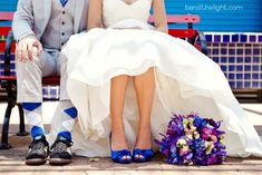 Our Favorite Bride & Groom Photos of Blue Wedding, Dream Wedding, Light Wedding, Wedding Shot, Wedding Dj, Gown Wedding, Wedding Stuff, Recherche Photo, Wedding Socks