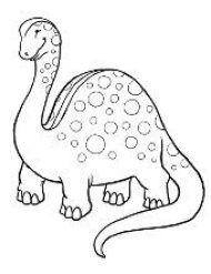 Dinozaury Darmowe Kolorowanki Kolorowanki Dinozaur