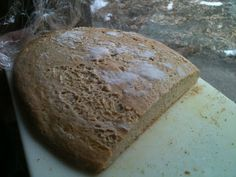 PERMACULTURE AND PERENNIAL FOOD FOREST DESIGN: Kefir Bread, Two ingredients. 5 Minutes Prep.