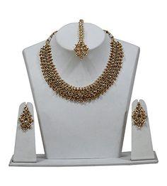 Indian Bollywood Inspired Necklace Set Elegant Wedding We... https://www.amazon.com/dp/B07B6P62X8/ref=cm_sw_r_pi_dp_U_x_dJDSAb4K13A21