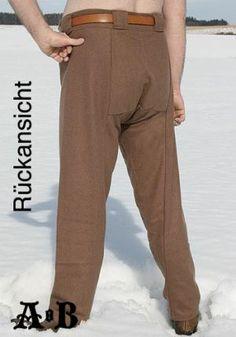 Thorsberg Trousers brown
