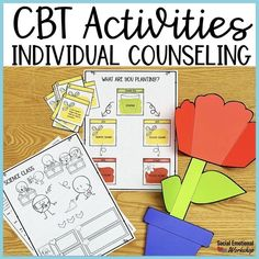 CBT Activities for Kids: How to Explain Thoughts and Feelings - Social Emotional Workshop