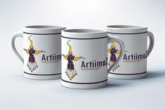 ArtiimaZ ™ Pvt. Ltd.  #artiimaz #art #creativity #cup #branding #company Unity, Creativity, Branding, Mugs, Tableware, Art, Art Background, Dinnerware, Cups