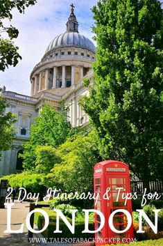 I always saw London as expensive and overrated, but this trip I did things differently, doing what I wanted, when I wanted and still keeping to a budget.  I'll explain how I fell in love with London, and share our London in 2 days itinerary with tips on how to spend a wonderful two days in London on a budget! #WombatsTraveller #London #England #Itinerary #Londonin2Days