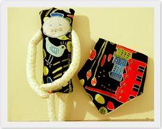 "SOLD - Adorable handmade plush doll ""Zé dos Abraços"". He loves to hug you! $15 (excludes shipment - excludes bib). For sale here: www.facebook.com/mu.xi.cu - muxicu.handmade@gmail.com"
