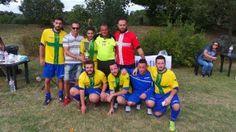 """Legea Team vince il torneo di calcio a 5 """"La mia Vittoria"""""""