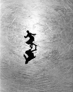 skate on ice is a dream