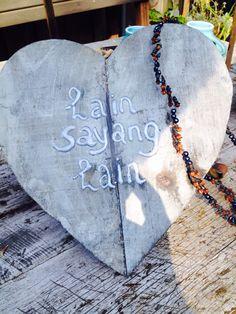 #maluku #hearts #sayang foto by Essi