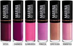 HITS Esmalte by Mariana Ruy Barbosa - coleção de esmaltes da atriz Mariana Ruy Barbosa com 12 cores variadas e de diferentes acabamentos (cremoso, perolado e com partículas brilhantes). Todos 4 free, não causam alergia. Vende online, lojas de cosméticos no Brasil. Preço Médio: R$4,50. #cosmeticdetox#esmalte#nailpolish#naillacquer#Speciallita#4free#crueltyfree#vegan#vernisaongles