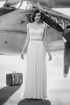 Bertossi Brides 2014 Collection Exclusive Preview