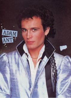 Adam Ant Strip - in my dreams!