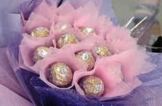How to make a Chocolate Bouquet