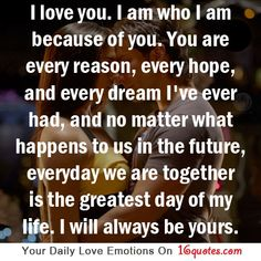 i love you quotes - 640×634