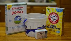 Make your own unscented laundry soap instead of buying it. So much cheaper!