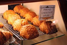 Cafe Besalu in Ballard - Pain au Chocolat