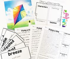 These Differentiated Guided Reading packets include 4 fiction and 4 nonfiction stories with three differentiated levels.   Each story includes vocabulary words, graphic organizers, and a writing response page.  They make planning for small group reading SO EASY!
