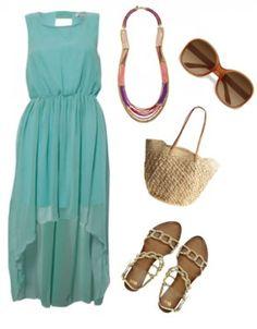 Vestido asimétrico, encuentra más en http://mipagina.1001consejos.com/