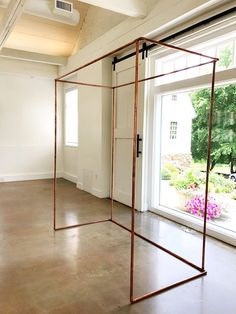 Your place to buy and sell all things handmade Excited to share the latest addition to my shop: Free Standing Copper Arbor Backdrop Frame, Photo Booth Backdrop, Diy Backdrop Stand, Decoration Evenementielle, Copper Tubing, Copper Pipes, Copper Wedding, Wedding Bouquets, Wedding Chuppah