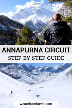 Annapurna Circuit Trek Without a Guide: All You Need to Know (Permits, Prices, Budget, Route, ...)