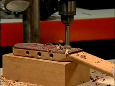 50 Guitar Building Tools Anyone Can Make! (Improved version) - YouTube